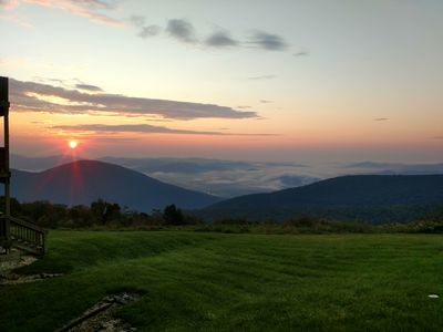 Photo for New to the Rental Market! Wintergreen Condo with Great Mountain Views, Sleeps 4