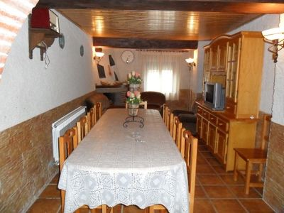 Photo for Rural house (full rental) Ruta De La Frontera for 12 people
