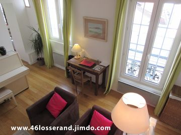 Charming family apartment – 5 persons - Montparnasse