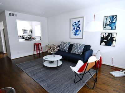 Photo for Entire Bldg 4 Individual apts (1 BR/1BA x4) Parking| Oaklawn/HP/Uptown| sleep 12