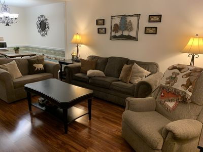Two Bedroom Condo in the Heart of Gatlinburg (OS 305)