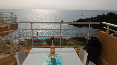 Photo for STUDIO ROOF-TERRACES FULL PANORAMIC SEA VIEW