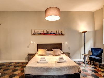 Photo for Recently restructured apartment on Via dei Cappellari, at walking distance from all tourist sites.