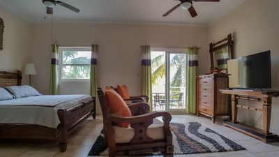 Photo for Ocean Dream studios - best rental choice in central Cabarete
