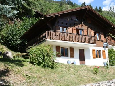 Photo for Detached chalet Valais, Switzerland, Valais, Fiesch