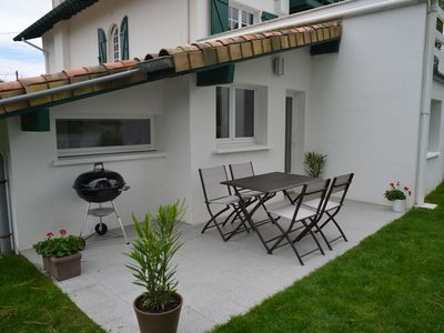 Photo for Villa Anglet (Chiberta), sleeps 12, beach 8 mn walk