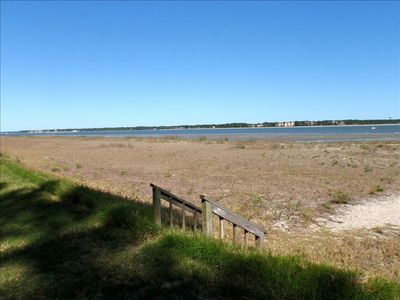 Photo for Beautiful Daufuskie Island Beachfront 2 Bedroom Cottage FREE GOLF CART & WiFi
