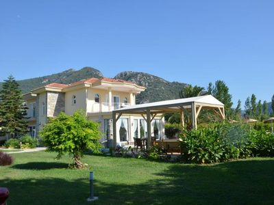 Photo for Luxury Villa With 360 Degree Mountain Views Beyond The Surrounding Orchards