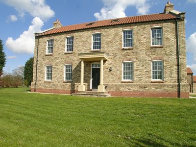 Photo for 7 bedroom accommodation in Holme-on-Spalding Moor, near Market Weighton