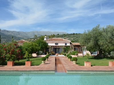 Photo for Welcome to Casa Rosa, one of the most beautiful homes in Andalucia