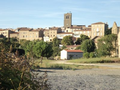 Azille... historic Cathare village
