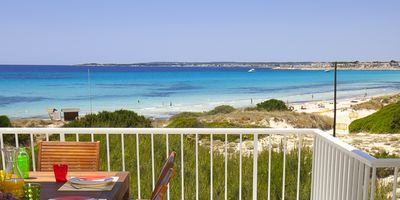 Photo for Sweet home Es Trenc - Apartment for 8 people in Ses Covetes