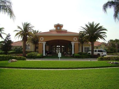 Main Club House Front View