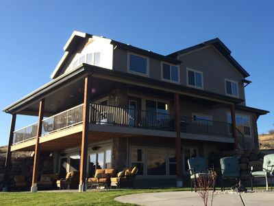 Photo for 7BR Estate Vacation Rental in Fish Haven, Idaho
