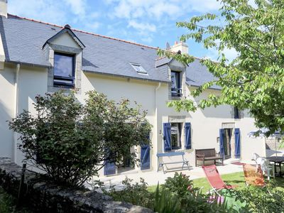 Photo for 4BR Apartment Vacation Rental in Kerguillaouet, Brittany