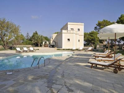 Photo for Santa Caterina Villa, Sleeps 10 with Pool, Air Con and WiFi