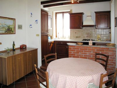 Photo for Vacation home Casa Agnese (DOL235) in Dolcedo - 5 persons, 2 bedrooms