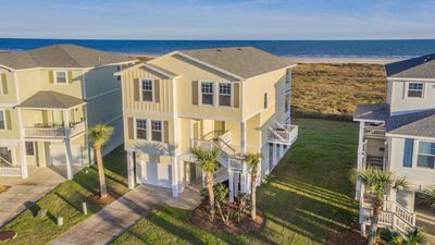 Photo for BEACH FRONT!  The Happy Mullet: Surf, Sun, the Perfect House and Ms. Pac Man