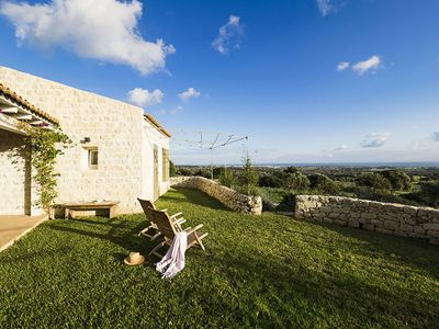 Photo for Cuore - Holiday Villa in SIcily for 6 People, free WiFi, Sea View