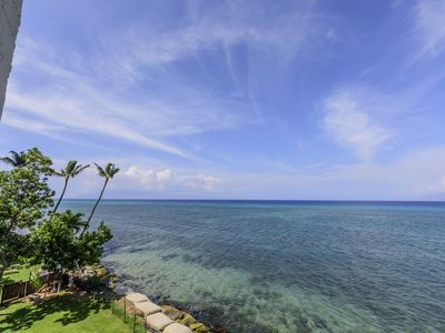 Photo for Ocean Front Kahana Paradise! This is a Must See!