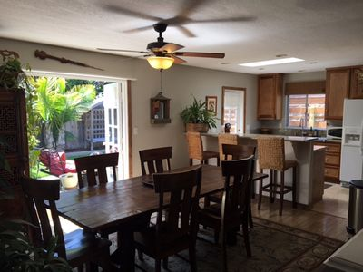 Photo for Beach 10min, Disney 20- Inviting, Cozy Californian bungalow Costa Mesa