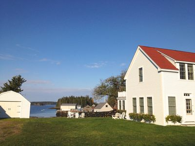 Photo for Dew Drop Cottage II: Charming Cottage Within Walking Distance Of Port Clyde Village And Harbor