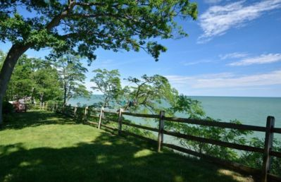 Photo for ON THE LAKE! Lake Erie Century Home