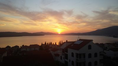 Photo for The best seaview on ÄŒiovo - watch the sunset from the cool comfort of the patio