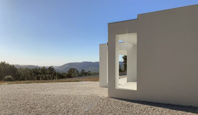 Photo for Contemporary House at Porto Mountains