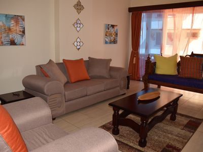Villa A1 at Royal Apartments in Nyali is in serene location close to shopping malls, bars, restaurants and supermarkets