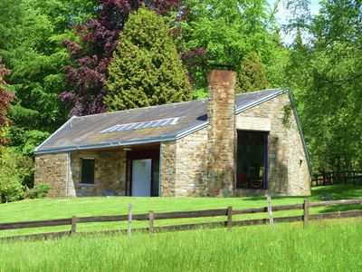 Photo for Located in a quiet area with large south-facing terrace overlooking the meadow