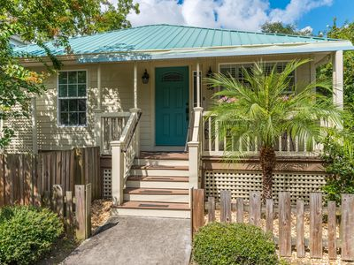 Photo for St. Augustine Cottage in Historic Lincolnville - minutes walk to downtown!