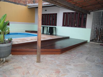 Photo for Large house near the beach of the Artists and lakes of the Waterside of Atalaia and shopping