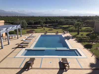 Photo for Luxury villa for your events in Marrakech - 16 guests and more - DOMAINE DES ETOILES