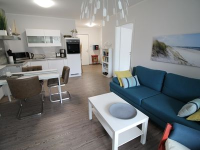 Photo for Apartment / app. for 4 guests with 57m² in Dierhagen Strand (71276)