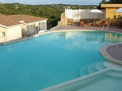 Photo for 3 bedroom Apartment, sleeps 8 with Pool, FREE WiFi and Walk to Beach & Shops