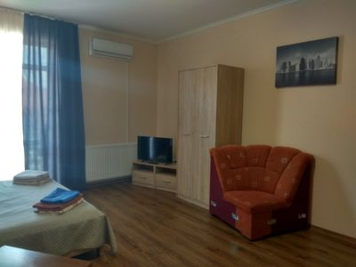 Photo for Large 1 room apartment in the center