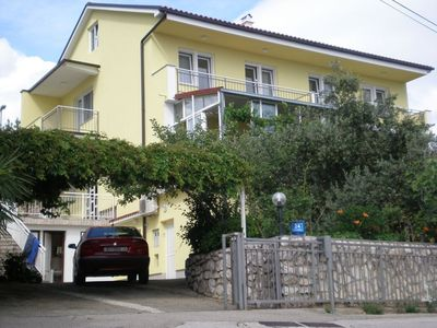 Photo for Holiday apartment with internet, barbecue and sea view