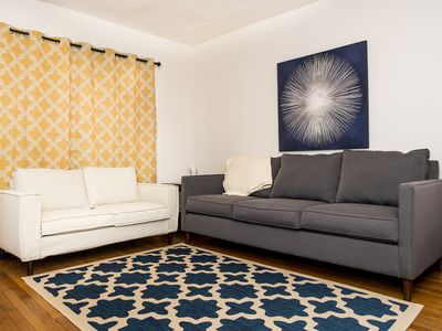 Photo for Charming English Basement Minutes from U.S. Capitol and More
