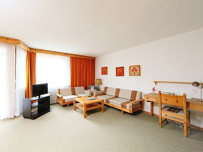 Photo for Apartment in the center of Davos with Internet, Pool, Lift, Parking (53129)