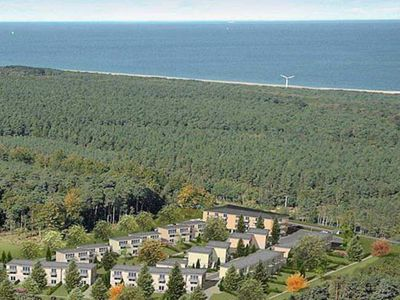 Photo for 2 room combi with terrace - * Apartment coastal forest Federmausweg EC