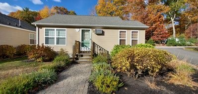 Photo for Cute and Comfy Cottage - 1 Mile to Wells Beach & 3 Miles to Ogunquit Beach!