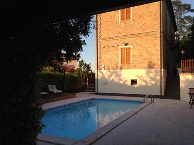 Photo for House in small peaceful village with pool, 4 bedrooms and 4 bathrooms.