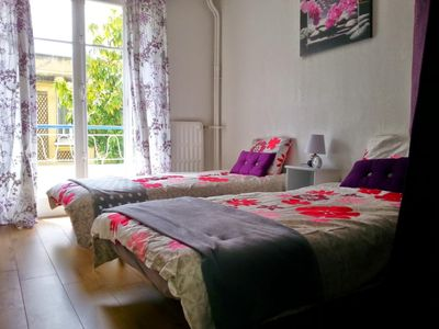 Photo for 2 rooms of 50 m ², small corner of paradise, very calm. 4 people