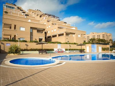 Photo for Apartment Mediterraneo 222 in Oropesa del Mar - 6 persons, 2 bedrooms
