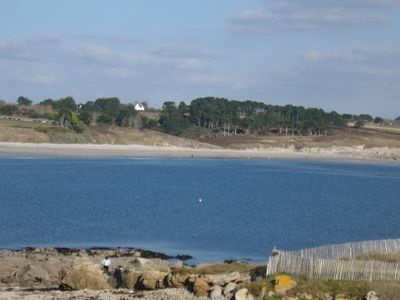 Photo for South Brittany Houle sea cottage facing the Glenan Islands in Brittany