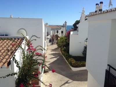 Photo for Charming Town House With Sea Views, Superb Location Only Few Mins Walk To Beach