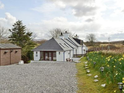 Photo for 3 bedroom property in Sligachan. Pet friendly.