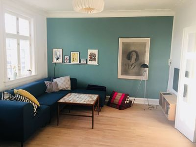 Photo for City Apartment in Copenhagen with 5 bedrooms sleeps 6