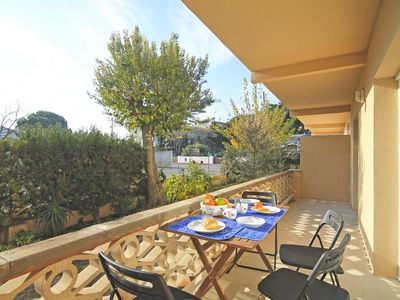 Photo for Luna: Holiday apartment by the Riells beach at L´Escala